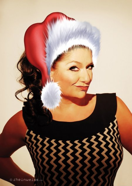 Santa Betty Bild
